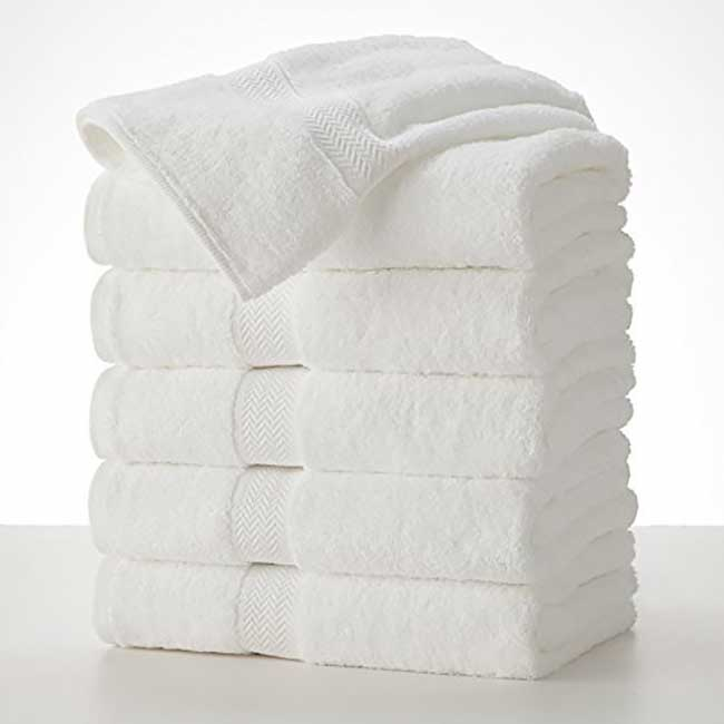 Bath Towel Super Soft Double Border
