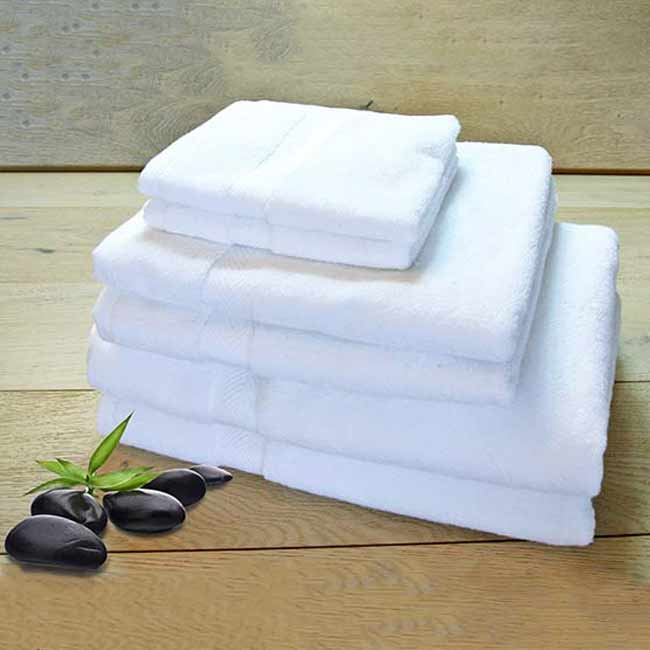 100% Organic Cotton Bath Towels