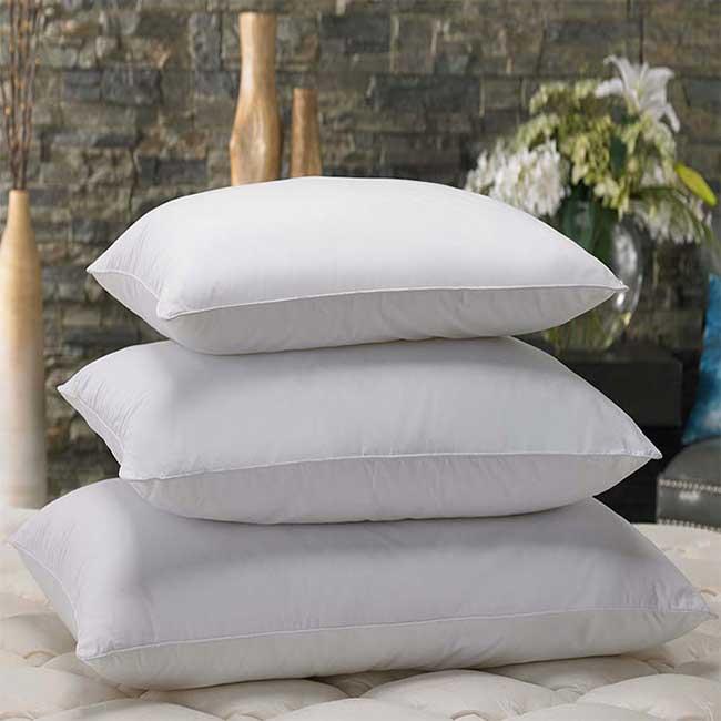 Embossed Microfiber Pillow
