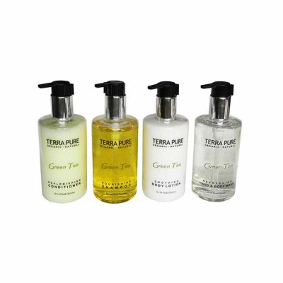 Terra Pure Green Tea Organic Retail Pump