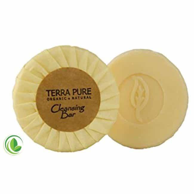 Terra Pure Green Tea Cleansing Bar