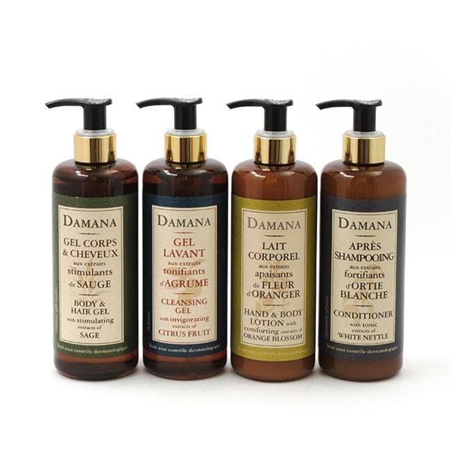 Organic Bath Damana Full Set