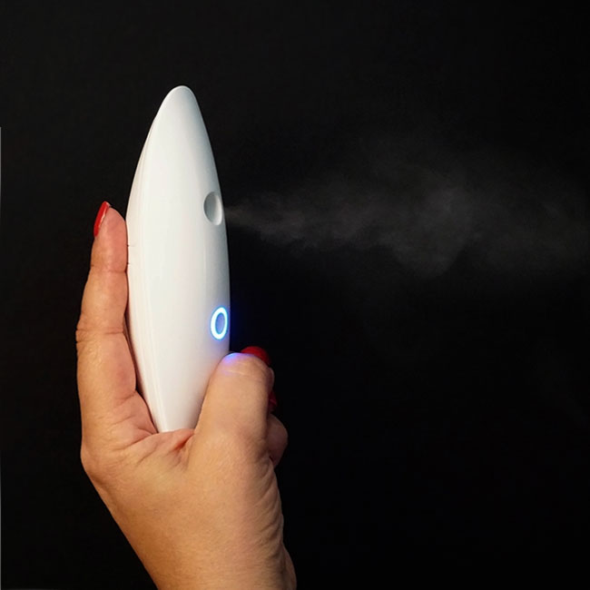 Compact and Portable Aromatherapy Diffuser