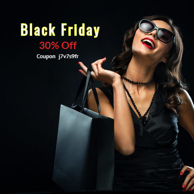 Black Friday Big Savings